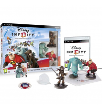 Disney Infinity: Starter Pack - PS3.