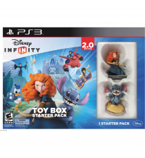 Disney Infinity 2: Pack de inicio PS3