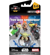 Disney Infinity 3.0 QAZ000003. Toy Box Speed way.