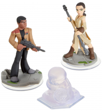 Disney Infinity 3.0 Star Wars VII: The awakening of force.