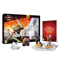 Disney Infinity 3: Pack de inicio PS3. Star Wars