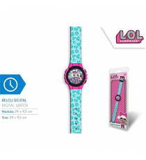 L.O.L. Surprise DI2200LOL. Reloj digital.