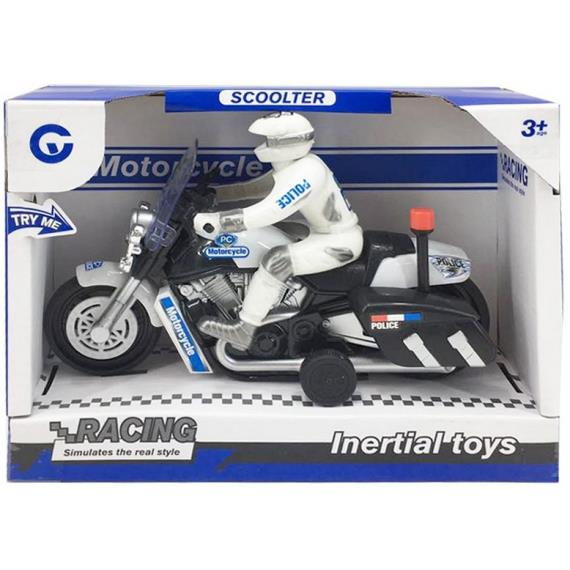 Racing 77865. Motorcycle friction. Random model.