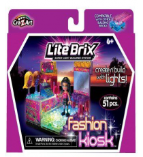 Lite Brix 35710. Kiosque de mode