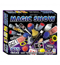 Magic HM4601. Box with 175 tricks and DVD.