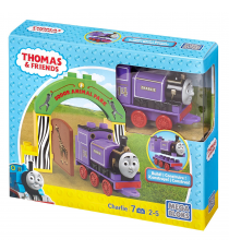 Thomas & Friends DLC13. Mega Blocks Charlie.