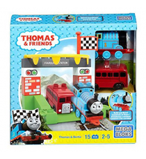 Thomas & friends DLC17. Playset Thomas y Bertie