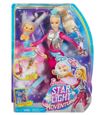 Barbie DLT22. Space Adventure and Flying Mascot.