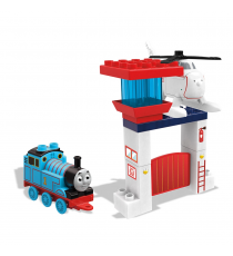 Thomas & friends DPJ22. Playset Thomas y Harold