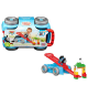 Mega Bloks DXH57. Thomas & Friends. Vagón de carreras