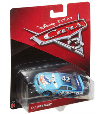Hot Wheels DXV58. Cars 3. Personaje Hank Weathers.