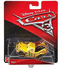 Hot Wheels DXV39. Cars 3. Personaje Taco