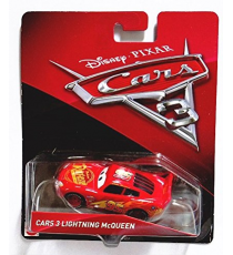 Hot Wheels DXV29. Cars 3. Rayo McQueen.