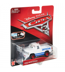 Hot Wheels FLB56. Cars3. Kris Revstopski personaggio.