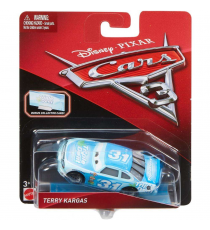 Hot Wheels FLB64. Cars 3. Personaje Terry Kargas.
