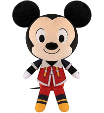 Funko 13406P. Kingdom Hearts. Peluche Mickey Mouse 20cm.