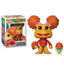 Funko Pop 15043. Fraggle Rock. Rouge avec Doozer