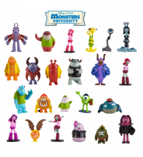 Disney - Monsters Inc. 1 puerta con figurín sorpresa