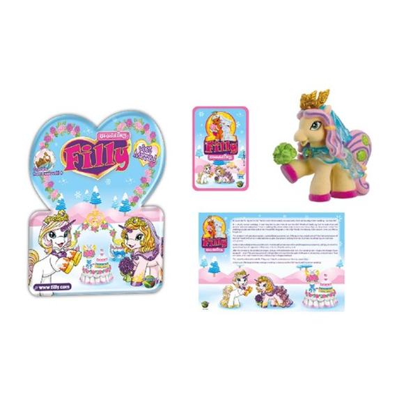 Filly Wedding M064005. Blind bags. Random model.