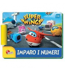 Super Wings 09030. Numero libro di gioco