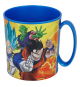 Dragon Ball 20704. Taza para microondas 350ml.