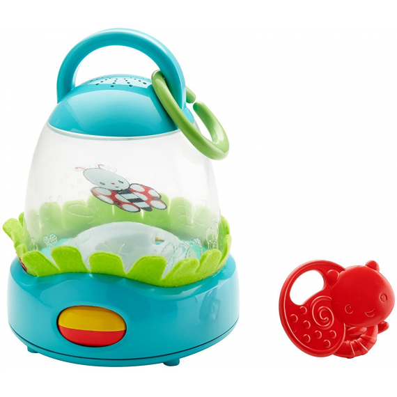 FISHER PRICE ACTIVITY LUCES Y MUSICA