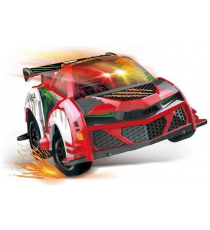 Vtech Turbo Force Racers - Coche control remoto rojo