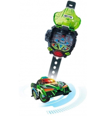 Vtech Turbo Force Racers - Coche control remoto verde
