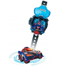 Vtech Turbo Force Racers - Coche control remoto azul