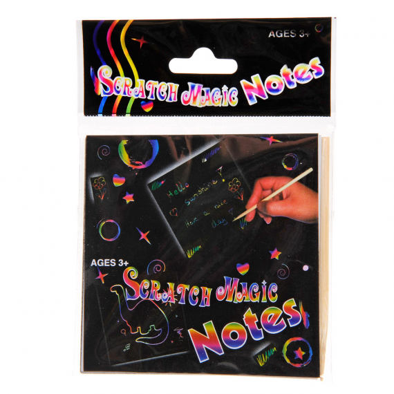 Magic Color Scratch 620531 - mini cards to draw.