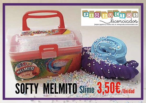 Softy-Melmito-Slime
